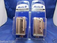 Two Marlin 22 Magazine 7 Rd 22 Mag Magnum 17 Hmr For 882 25mn 982 Nickel 71922
