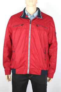 Details zu NEW CANADIAN by Cabano Herren Jacke Funktionsjacke rot Kurzgröße 30 31 NEU HA121