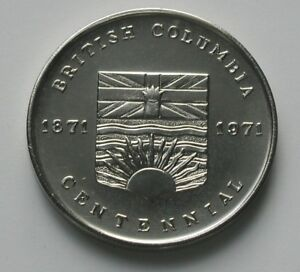 British-Columbia-CANADA-1871-1971-Centennial-Medal-with-Coat-of-Arms-amp-Industry