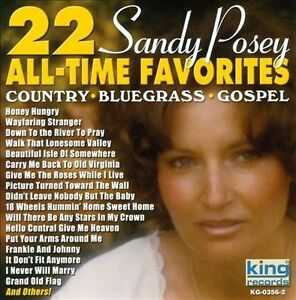 SANDY-POSEY-CD-034-22-ALL-TIME-FAVORITES-034-NEW-SEALED