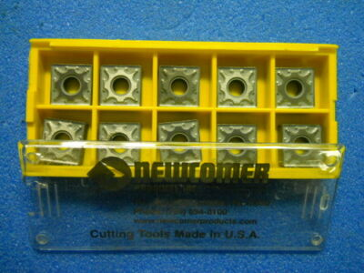 Newcomer SNMG432SX N21 Carbide Inserts Box of 10 USA #2047 2020