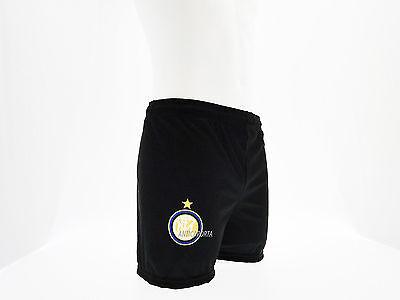 Pantaloncini Inter Pantaloncino Inter Ufficiale Neri Ufficiali 2018 2019 Nuovi Elaborato Finemente