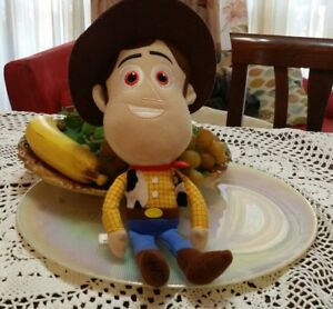 Analytique Peluche Originale Disney Pixar Wood Cowboy Toy Store Alto 30 Cm Handicap Structurel