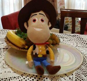 Analytique Peluche Originale Disney Pixar Wood Cowboy Toy Store Alto 30 Cm Handicap Structurel