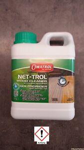 Owatrol-Net-Trol-1-ltr-Holzreiniger-Entrgrauer-Aufheller