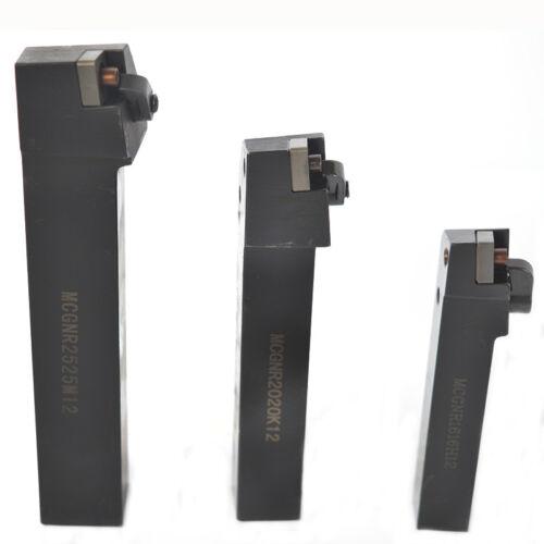 MCGNR2525M12+MCGNR2020K12+MCGNR1616H12 Holder Bar CNC tools lathe cutting-1pcs