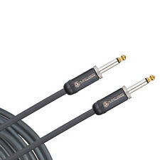 PLANET WAVES QUALITY GUITAR INSTRUMENT CABLE LEAD 10FT/3M BLACK
