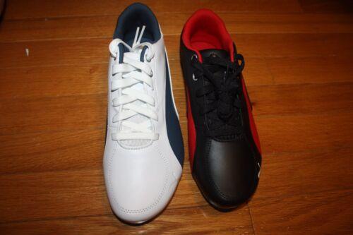 Brand New In Box Ferrari Drift Cat 5 NM 2 Men/'s Shoes BLACK or WHITE SHIP FREE