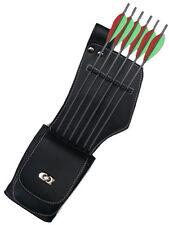 Pelle SINTETICA LATERALE / ANCA SINISTRA Quiver con tasca Archery Products saq142.