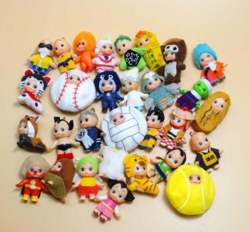"by random lot of 25 Kewpie Dolls Mini Collected baby Barbie figures 1/"" #MN3"