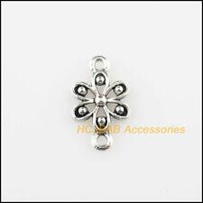 25pcs Set of Keys Charms silver tone Set of Keys Charms Pendant 25x14mm