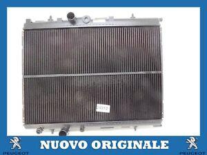 Radiator Cooling Engine Water Cooler PEUGEOT 206 Citroen Berlingo 1331CZ