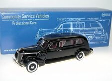 Brooklin Models CSV.20, Superior-Pontiac Lawndale, Funeral Coach, Hearse, 1/43