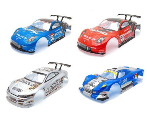 1//10 Onroad Drift Rc Car Body Shell For Kyosho Fazer Thunder Tiger ts4n Yokomo