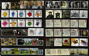 GB 200 diff used mainly recent 1stclass commemoratives amp Christmas stamps - <span itemprop=availableAtOrFrom>Alford, United Kingdom</span> - GB 200 diff used mainly recent 1stclass commemoratives amp Christmas stamps - Alford, United Kingdom