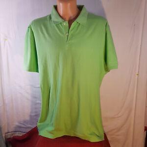 Christian Berg Stockholm Herren Poloshirt 2XL XXL grün Superior Cotton sehr gut