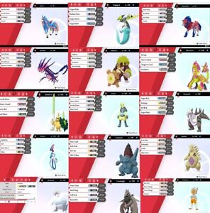 POKEMON-SWORD-AND-SHIELD-ANY-6-SHINY-CUSTOM-POKEMON-FAST-DELIVERY