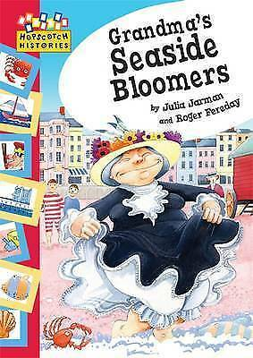 Grandma's Seaside Bloomers (Hopscotch Histories)-ExLibrary