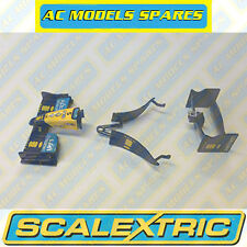 W9220 Scalextric Spare Front/Rear Wing & Barge Board Renault F1 2004