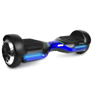Blue-Swagtron-Pro-T1-UL-2272-Certified-Hoverboard-charger-Included