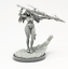 30mm-Resin-Kingdom-Death-Knight-Variant-Unpainted-Unassembled-WH300 thumbnail 1