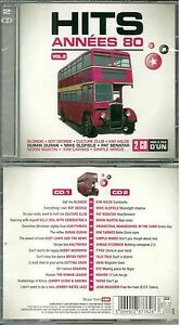 HITS-80-ERASURE-BRYAN-FERRY-MIKE-OLDFIELD-2-CD-NEUF-EMBALLE-NEW-amp-SEALED
