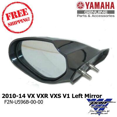 Yamaha WaveRunner 2010-2014 VX Mirror Right Hand RH Cruiser Deluxe Sport NEW VXS