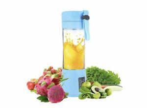 Mini frullatore portatile da viaggio succo di frutta coppa mixer frullati 380ml