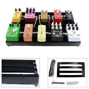 Electric-Guitar-Pedal-Boards-Effects-Pedal-Board-Cases-Magic-Adhesive-Tape