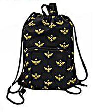 Triforce Gym Bag Symbol Logo Sports Bag Jute Bag Backpack Link Zelda