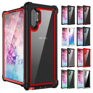 360-Completo-Resistentre-Hibrido-de-Silicona-Funda-Cubierta-para-Samsung-Galaxy-Note-10-S10-Plus