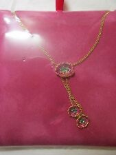 butler & wilson necklace   poppy