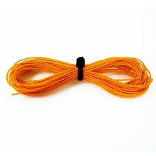 Kevlar 200lb Strength Hobby Sport Survival Para Cord - 50ft Orange