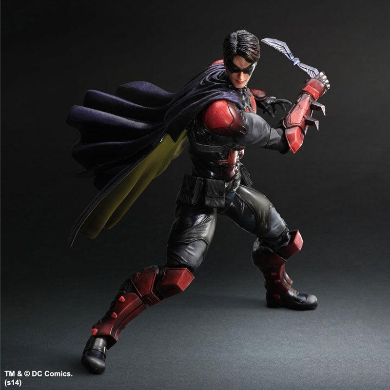 Play Arts Kai - Robin (Batman  Arkham Origins)