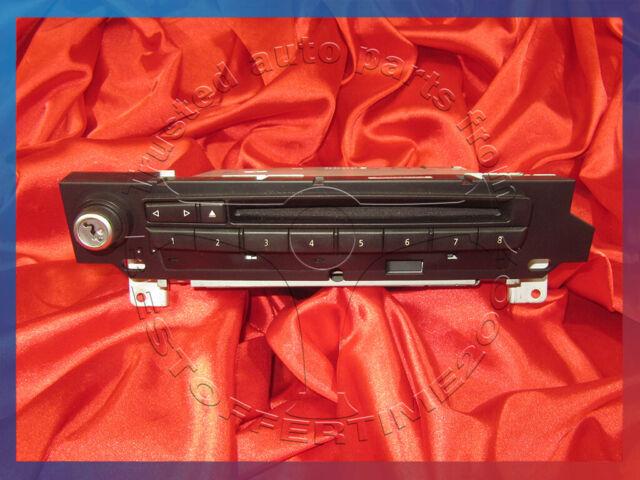 BMW E60 E61 E63 E64 Radio CD Navigation Knopf Drehregler Dreher Lautstärkeknopf