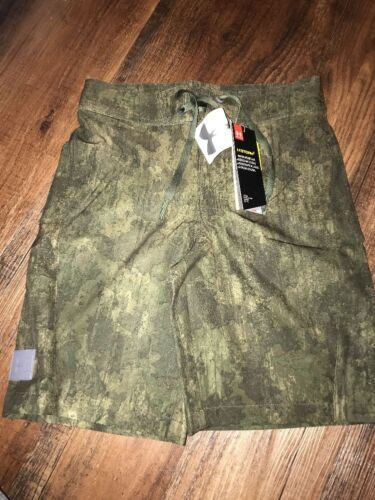 28 30 bambino Pantaloncini Camouflage Pantaloncini da bagno misura Armour Under vita 29 Nuovo 25 Storm vx78qvR
