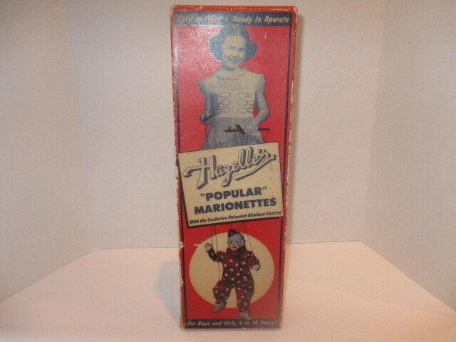 Vintage Hazelles Popular Marionette ROBIN HOOD Airplane Control