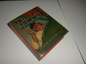 1936-Tailspin-Tommy-The-Great-Air-Mystery-BLB-Big-Little-Book-1184-VF