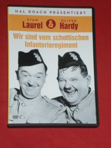 """1 von 1 - Laurel & Hardy in """"Wir sind vom schottischen Infanterie-Regiment"""" Dick und Doof"""