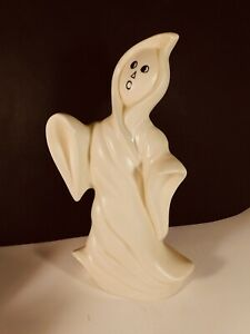 Vintage-Halloween-Ceramic-Ghost-12-Inches-Tall
