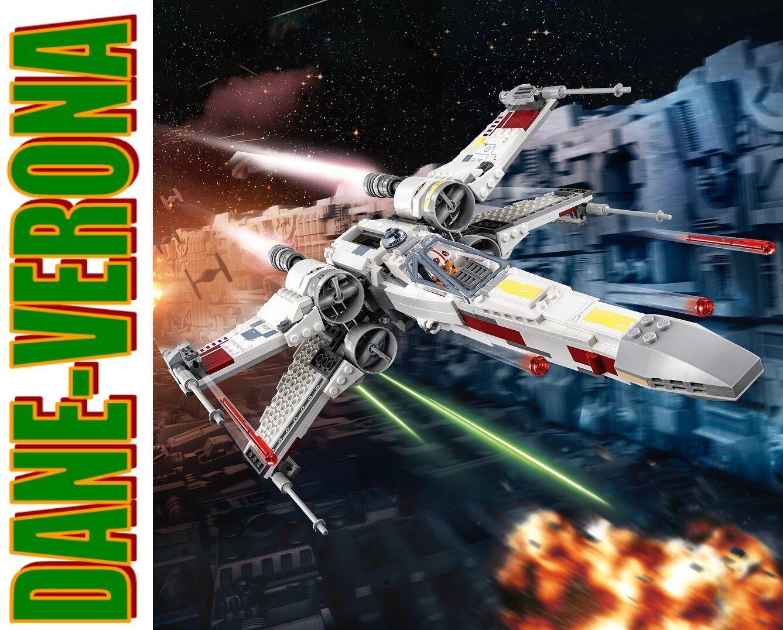 Lego - X-WING STARFIGHTER™  75218  Star Wars