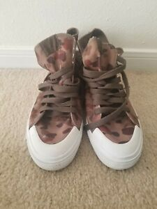 Details about Adidas Nizza Hi 78 Classic Camouflage Brown High Top Sneaker G95800 Size 10.5