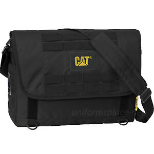 Caterpillar Combat Messenger Bag Cat Cross Over Body