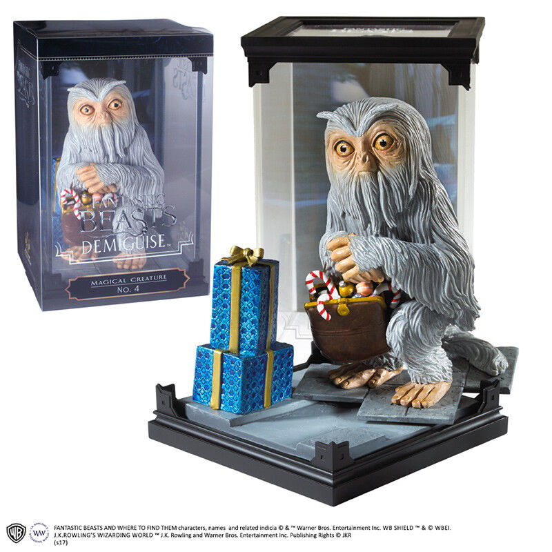 Fantastic Beasts Magical Creatures Demiguise Statue NOBLE COLLECTIONS COLLECTIONS COLLECTIONS 055b46