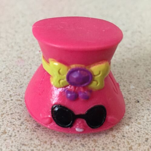 NEW Shopkins Season 3 Moose Toys #3-024 Pink Shady Hat