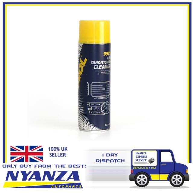 MANNOL AIR CONDITIONER CLEANER 520ML OPTIMAL AIR CLEANER