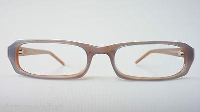 Analytisch Golden Eye Frauenbrille Lesebrille Ohne Glas Dezente Optik Kleine Form Neu Sizem