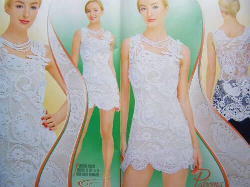 Häkeln Crochet Patterns Ukrainisch Russisch Zeitschrift Duplet 163 magazine Book