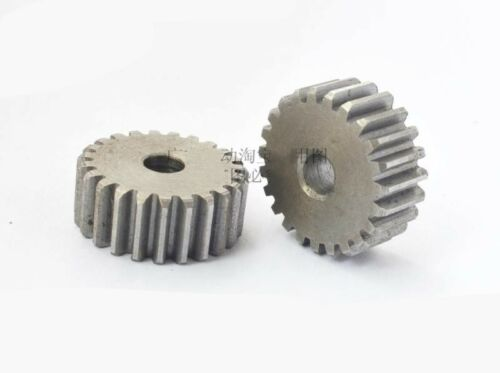 1Mod 63T Spur Gear Metal Motor Pinion Gear Thickness 10mm Outer Dia 65mm x 1Pcs