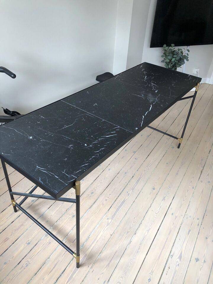 Skrivebord, Handvärk, b: 181 d: 62 h: 75